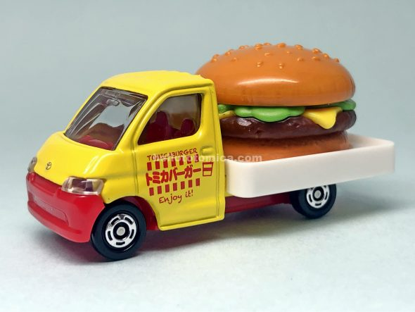 54-11 Toyota TOWN ACE HAMBURGER CAR はるてんのトミカ