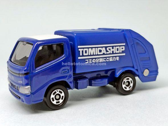 45-4 トヨタ ダイナ 清掃車 はるてんのトミカ