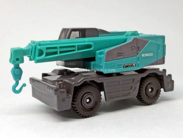 73-4 コベルコ ラフテレーンクレーン パンサーX 250 はるてんのトミカ