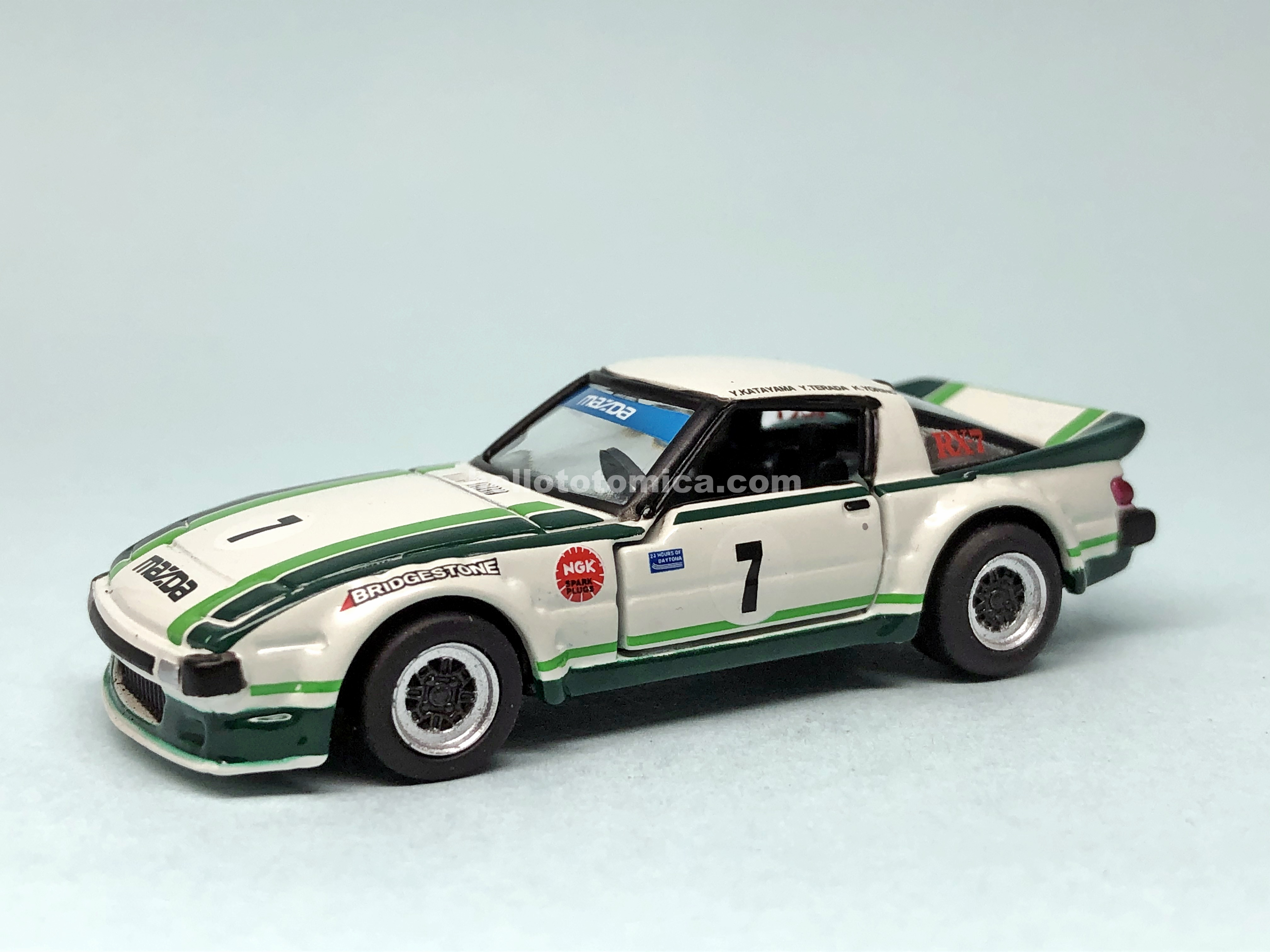 74-3 MAZDA SAVANNA RX-7 RACING