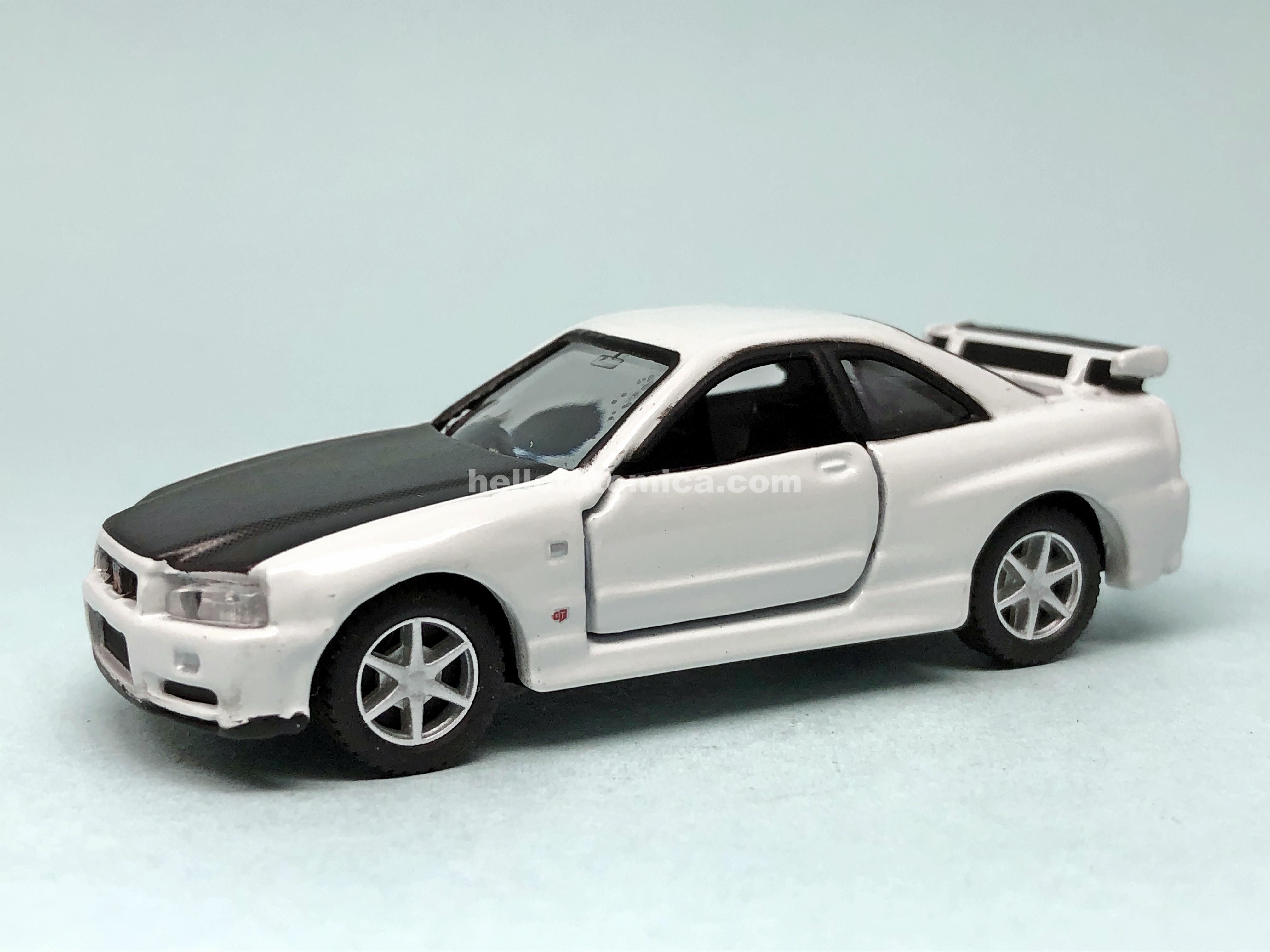 20-8 SKYLINE GT-R R34