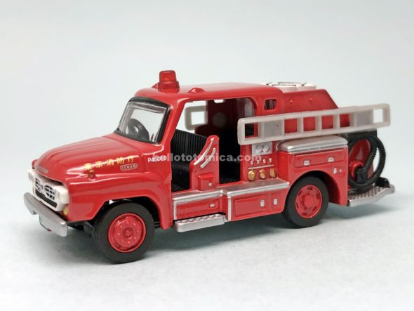 68-1 ISUZU PUMP FIRE ENGINE はるてんのトミカ