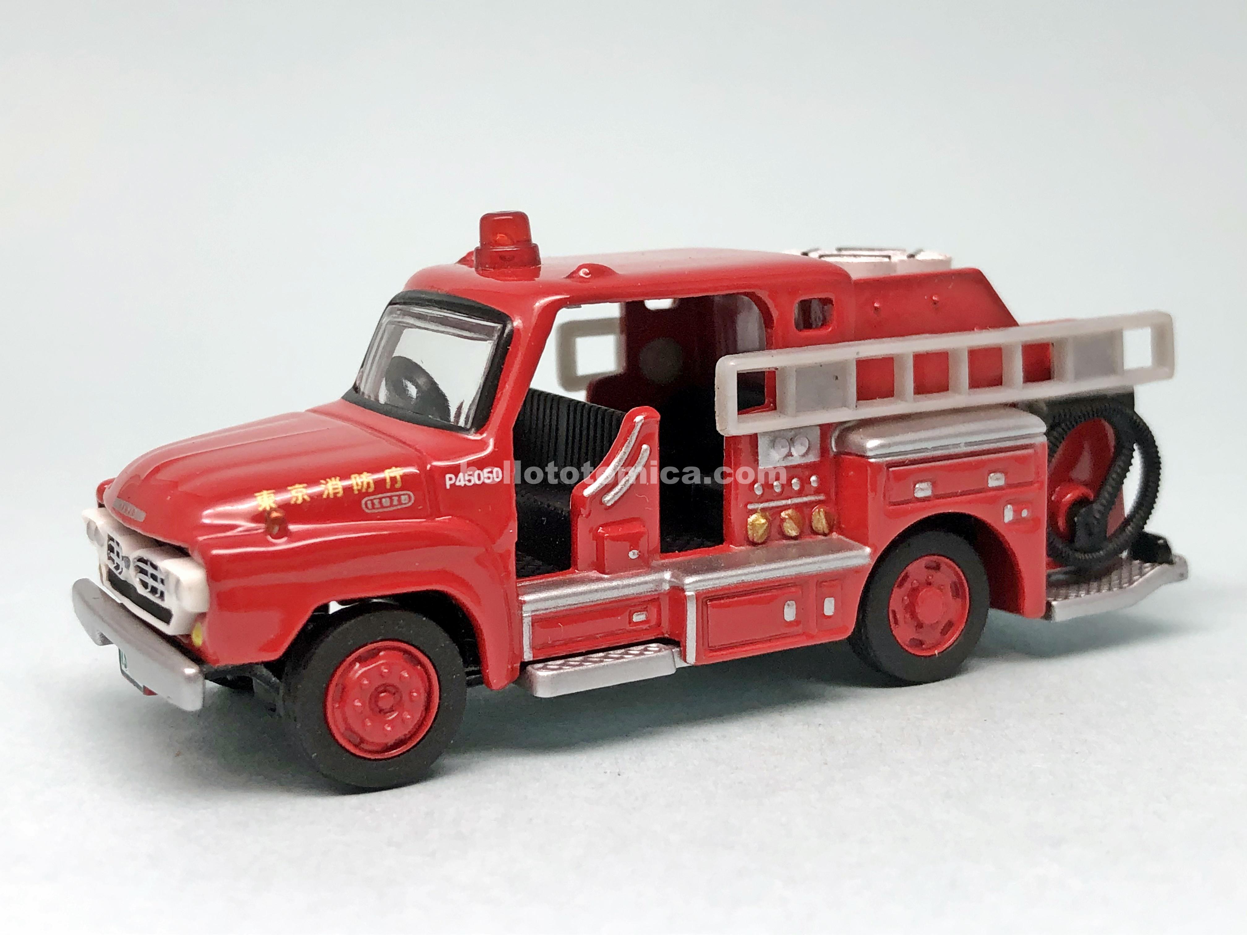 68-1 ISUZU PUMP FIRE ENGINE