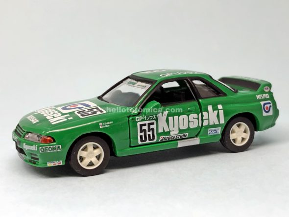 20-6 スカイライン GT-R R32 共石 はるてんのトミカ
