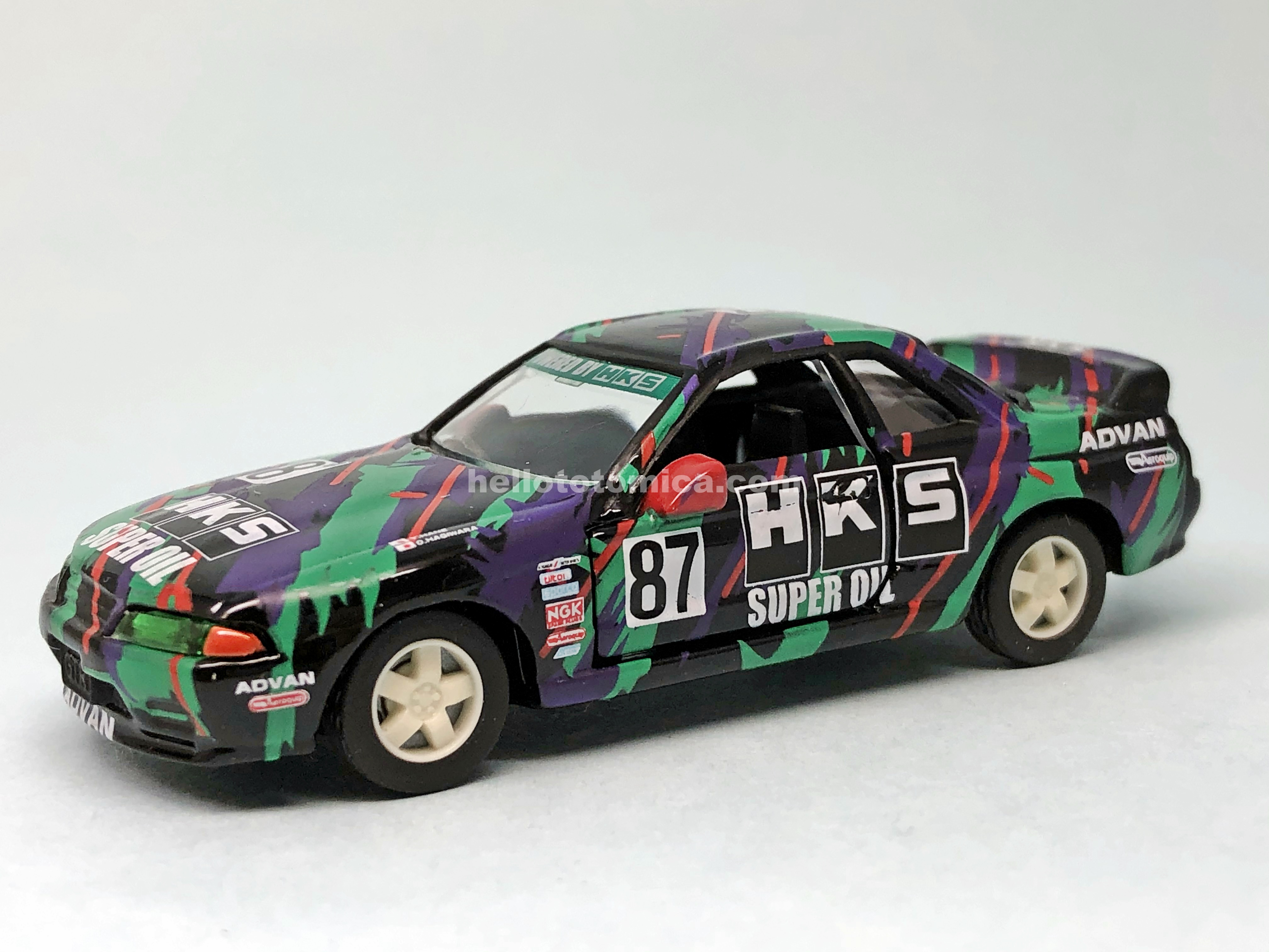 20-6 NISSAN SKYLINE GT-R R32