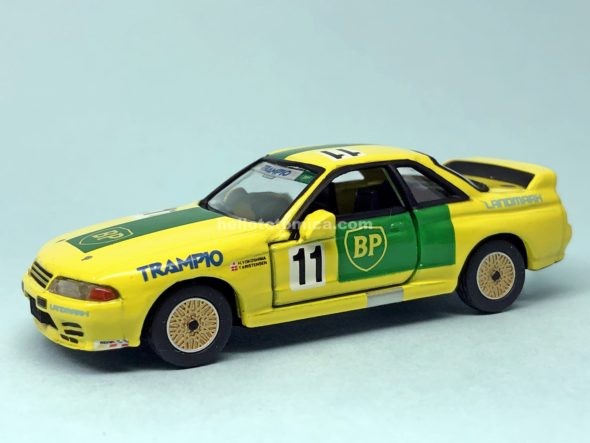 20-6 スカイライン GT-R R32 BP はるてんのトミカ
