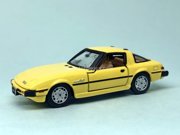 50-3 MAZDA SAVANNA RX-7 LIMITED はるてんのトミカ
