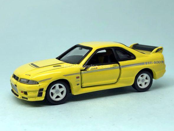 20-7 SKYLINE GT-R R33 はるてんのトミカ