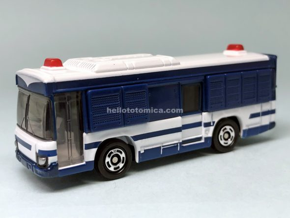 98-10 大型人員輸送車 はるてんのトミカ