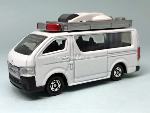 107-8 SATELLITE COMMUNICATION CAR はるてんのトミカ