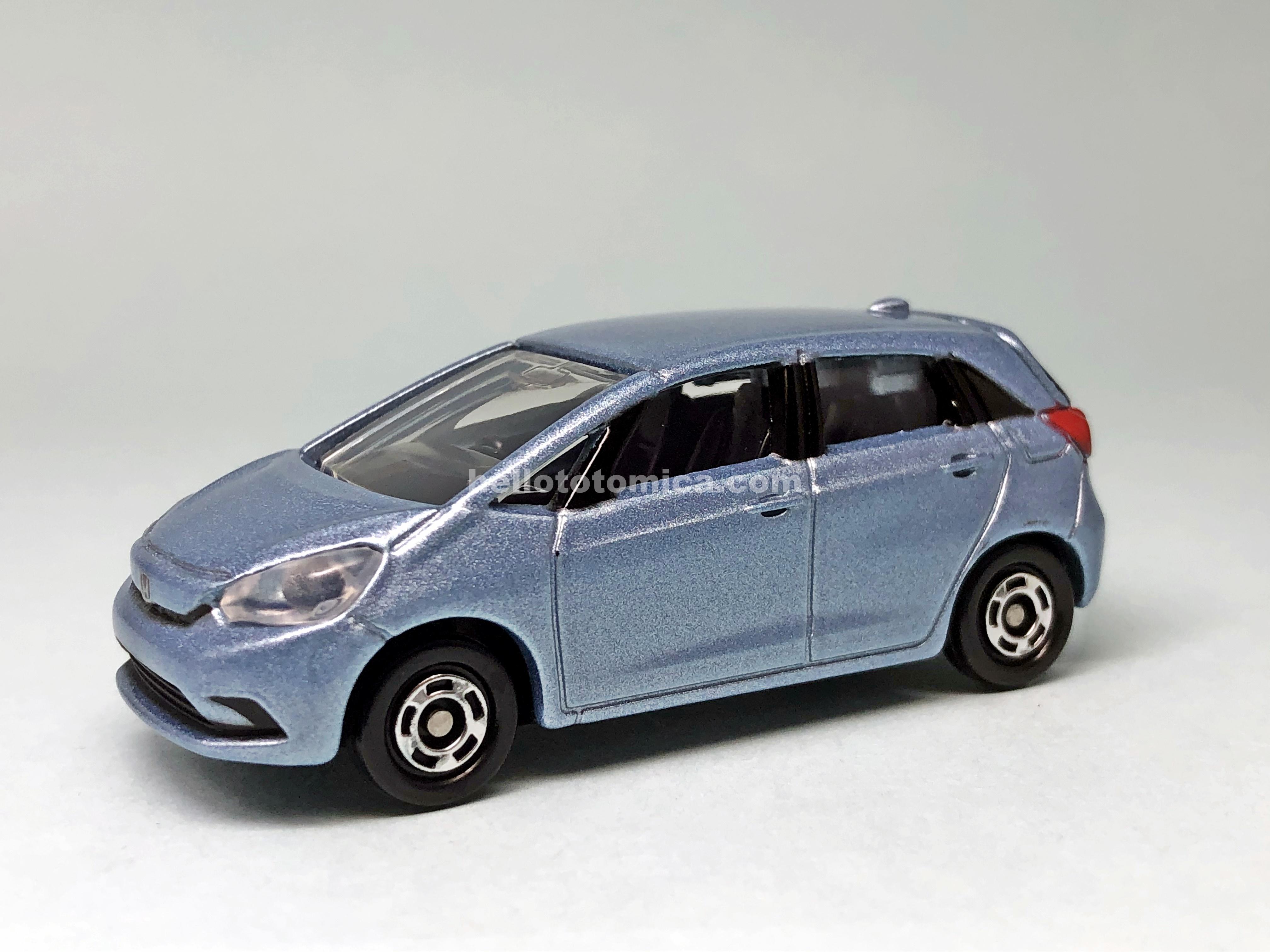 33-10 Honda FIT