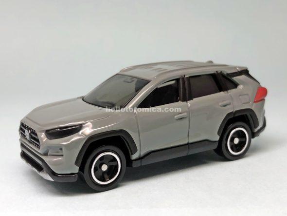 81-7 Toyota RAV4 はるてんのトミカ
