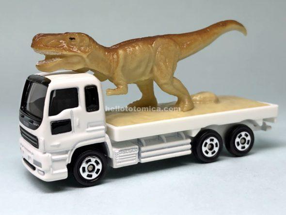 30-8 恐竜運搬車 はるてんのトミカ