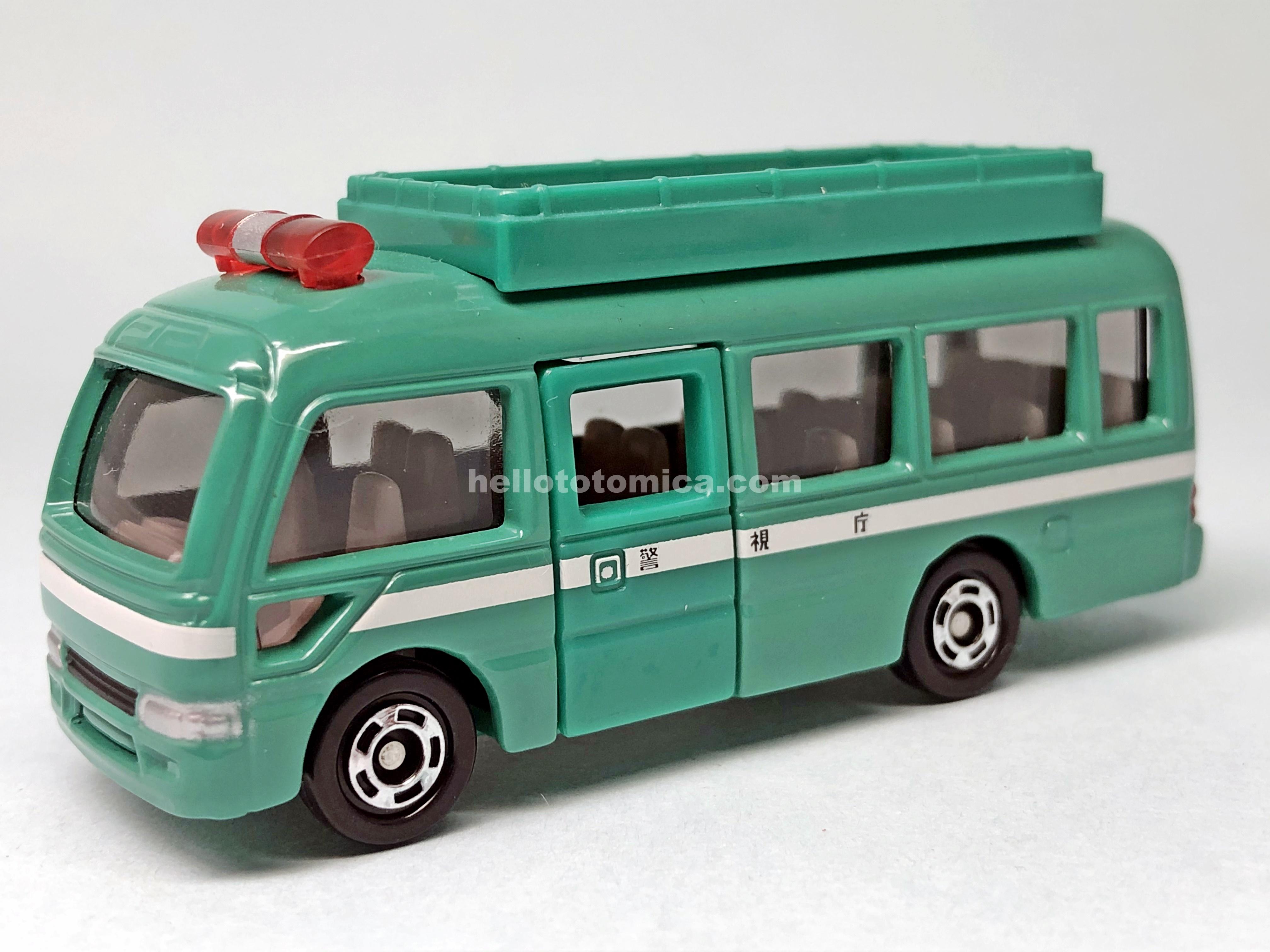 38-7 MOBILE RESCUE BUS